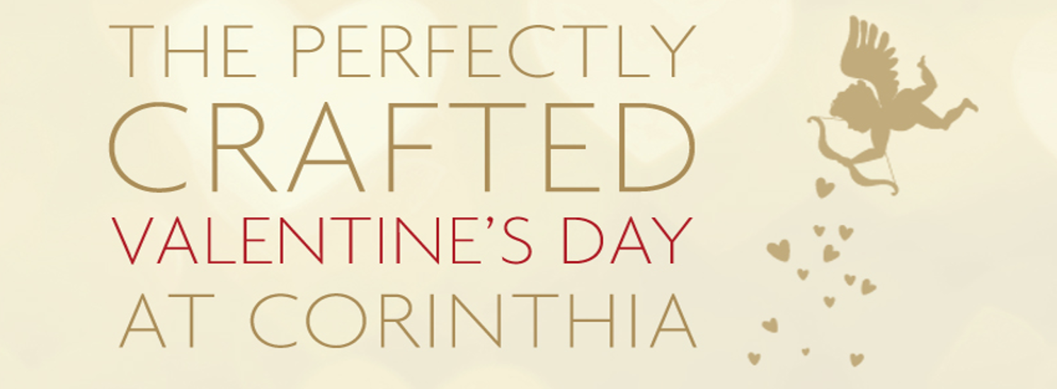 The Perfectly Crafted Valentine's Day At Corinthia In Budapest