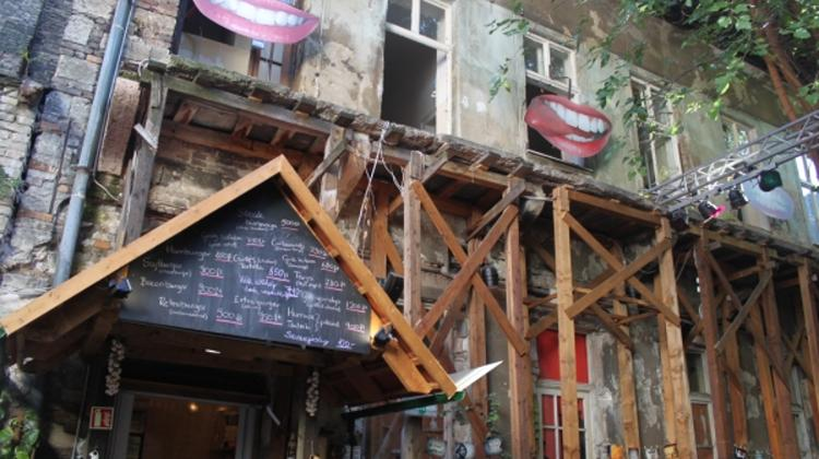 Pub Review: Fogashaz Budapest, Locals Alternative To Szimpla Kert