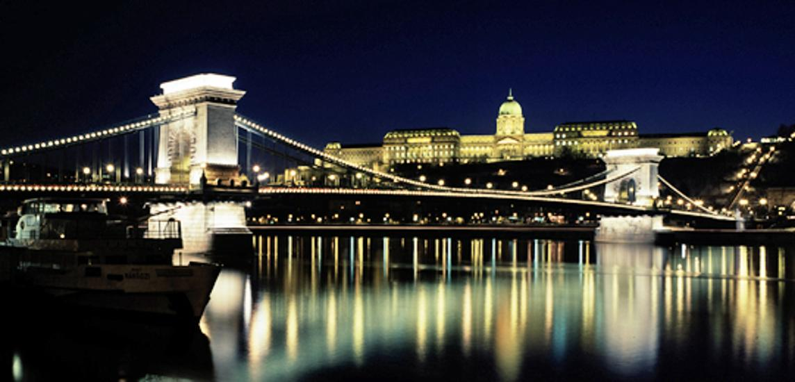 The 25th Most Visited City On Earth Is Budapest