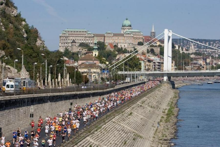 Running Around Hungary In 2013