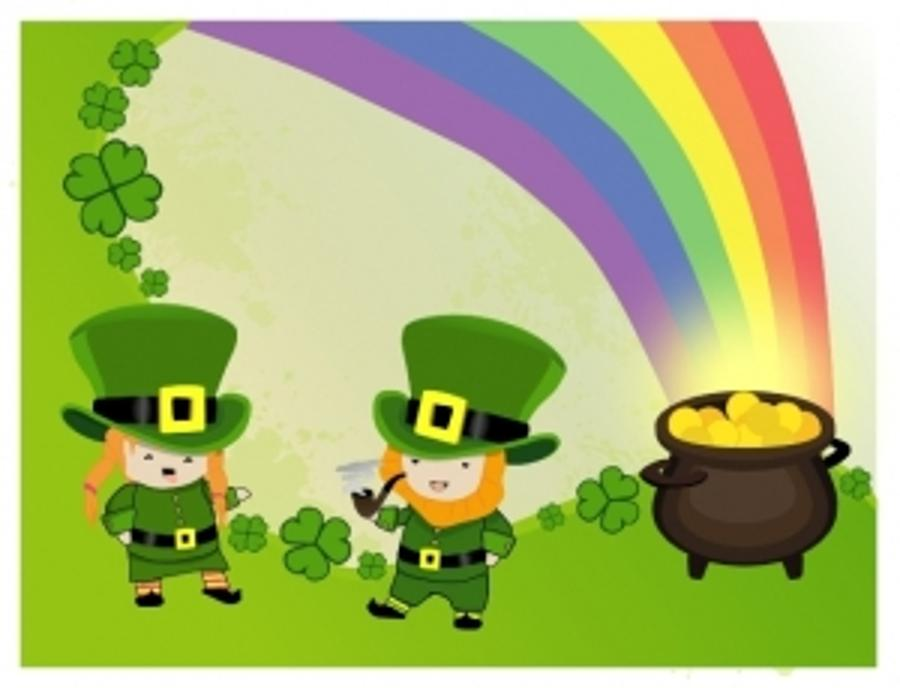 Invitation: St Patrick's Day Gala Dinner, Le Meridien Budapest, 16 March