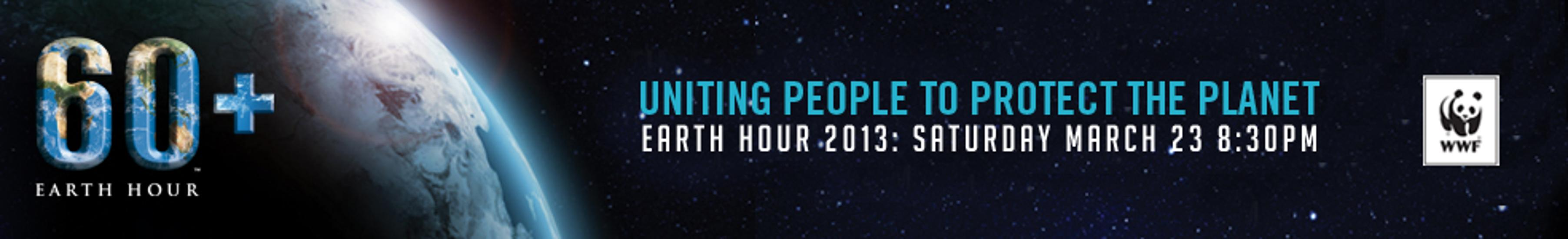 Hungary Supports Earth Hour 2013 On Saturday, 23 March