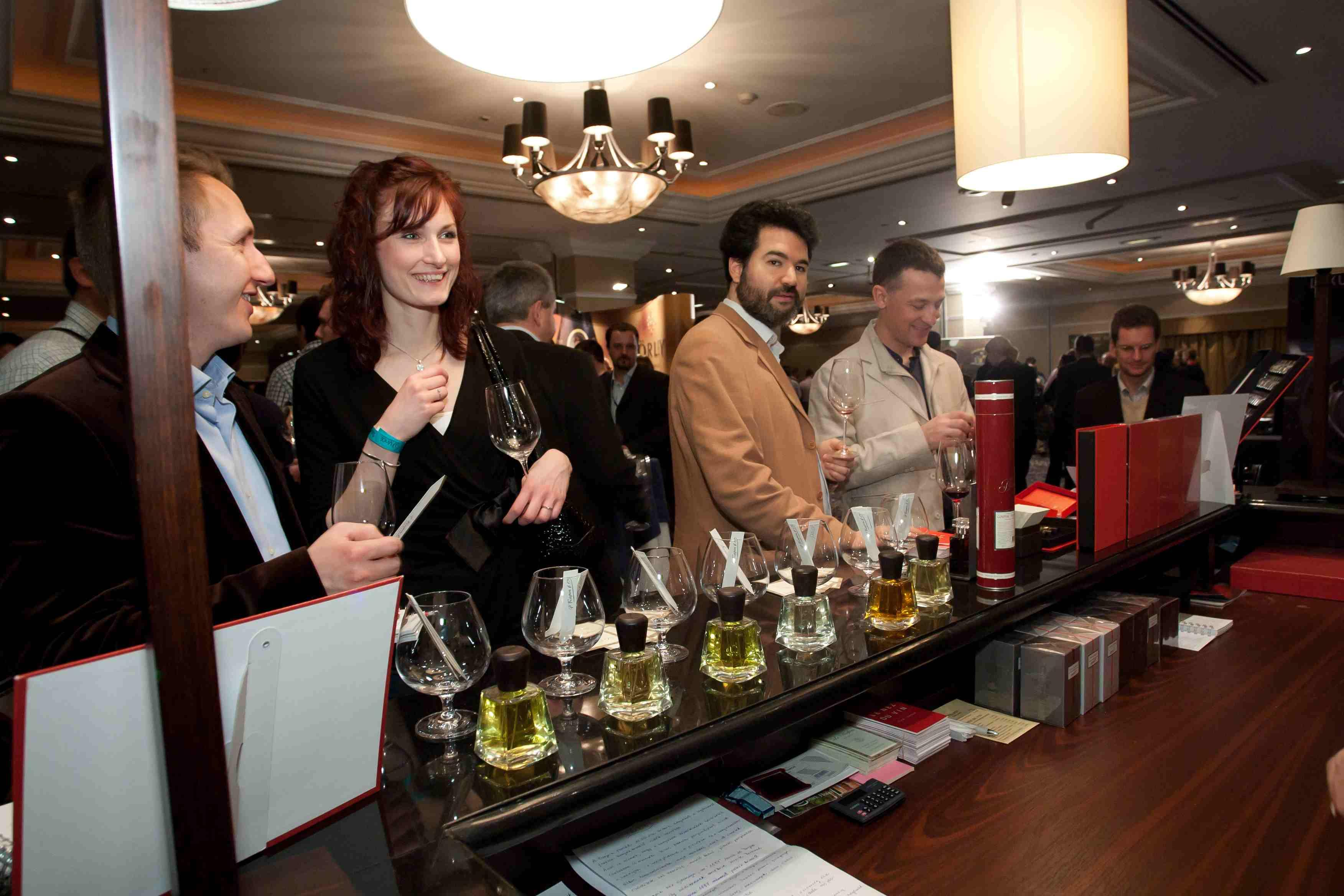 Invitation: VinCE Budapest, The Essential Wine Event In Central Europe, 8 - 10 March