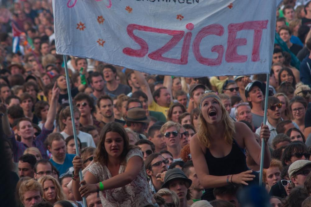 From Gypsy Beats To 'Spaghetti Balkan': 120% World Music At Sziget Festival Budapest