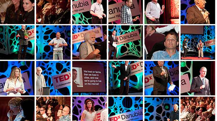 Invitation: TEDxDanubia 2013, Budapest, 22 March