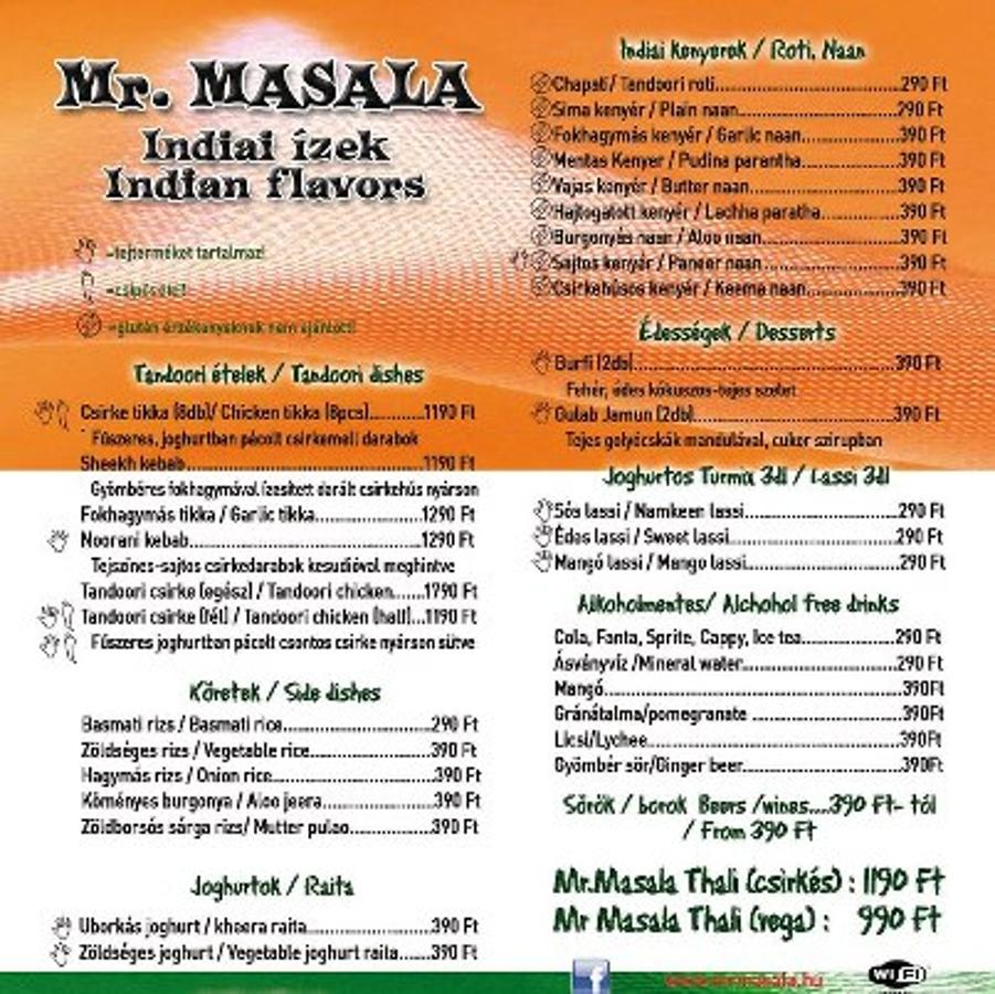 Mr. Masala Opens New Indian In Budapest