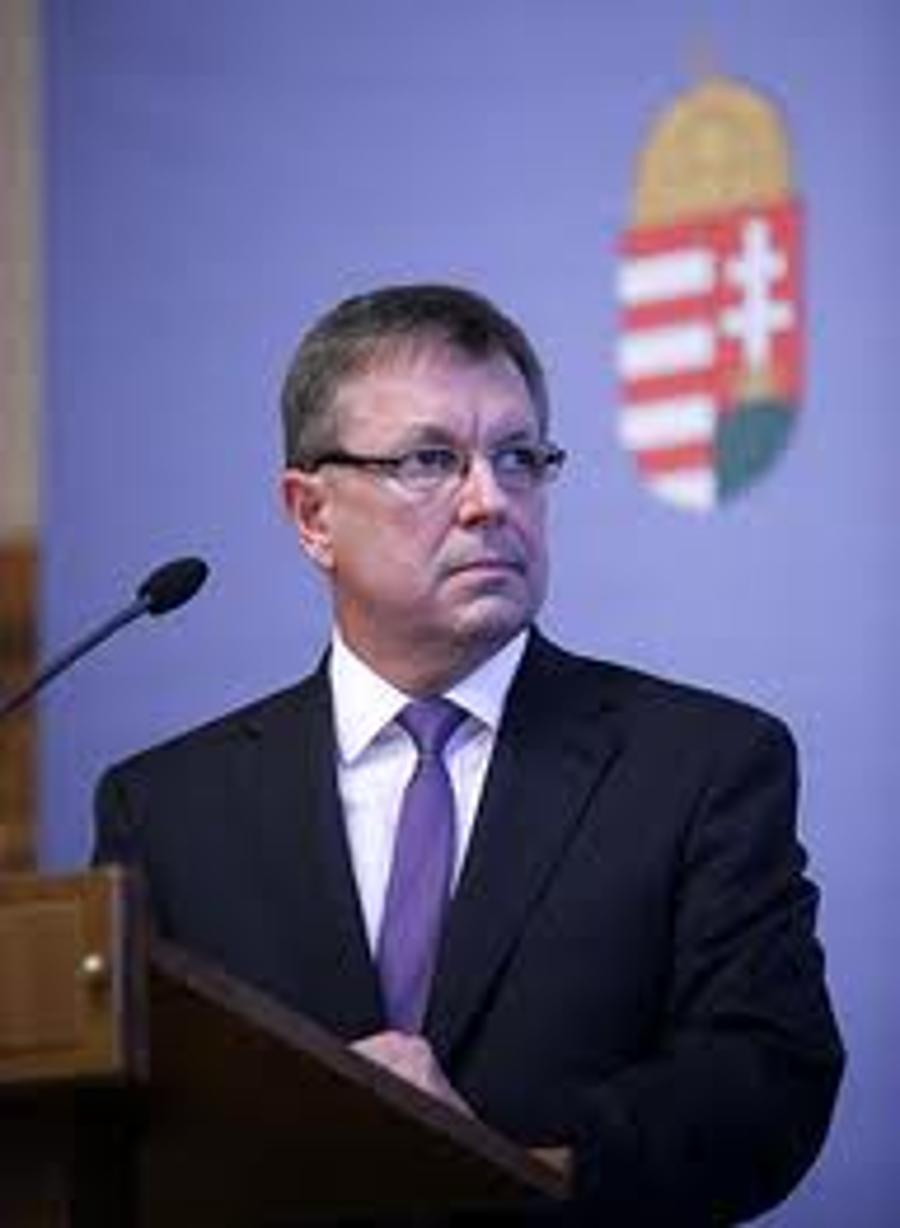 Hungary's PM Nominates György Matolcsy To The Post Of Central Bank Governor