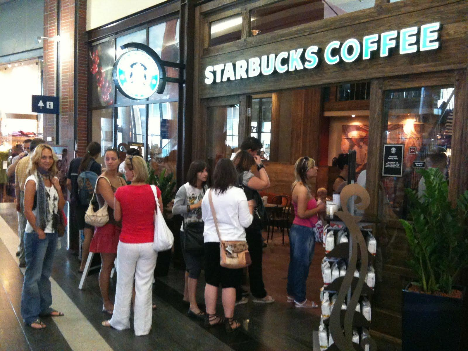 Xpat Opinion: Experiencing Starbucks In Budapest