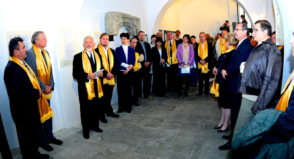 Invitation: Tokaj Spring 2013 In Hungary