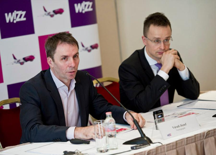 Wizz Air To Launch New Route Between Budapest And Baku