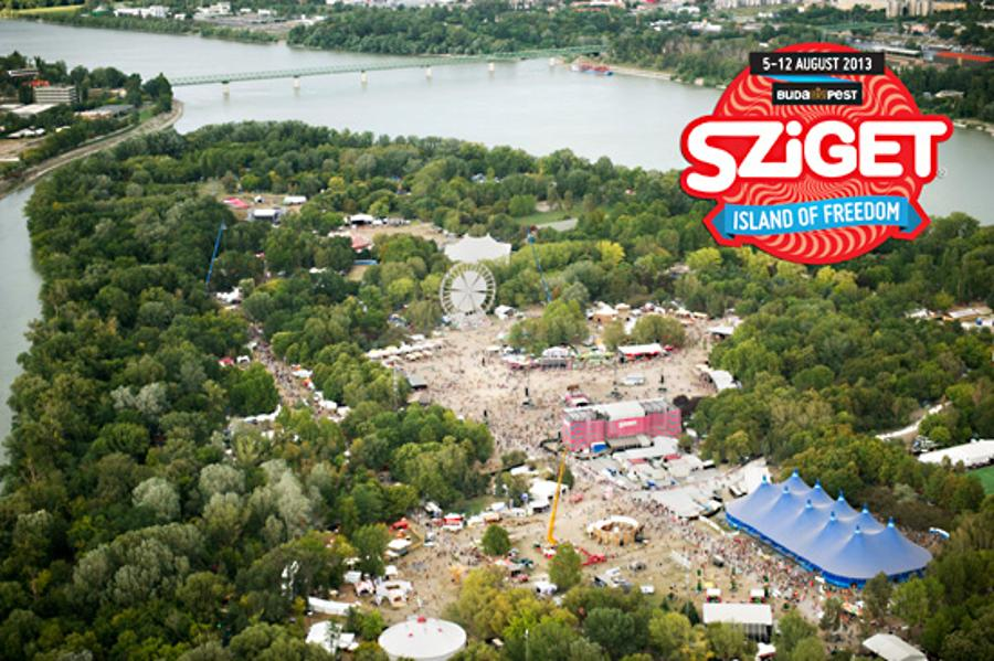 Sziget 2013 – The Island Of Freedom In Budapest