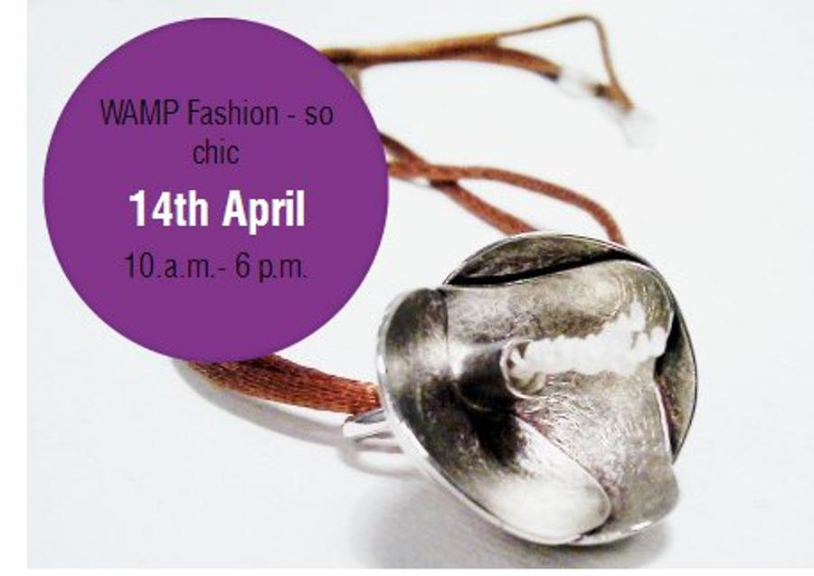 'Fashion From First Hand' - WAMP Fashion  In Budapest, 14 April