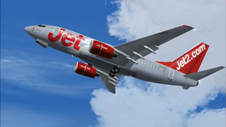 Jet2's New Route From Budapest To UK, East Midlands