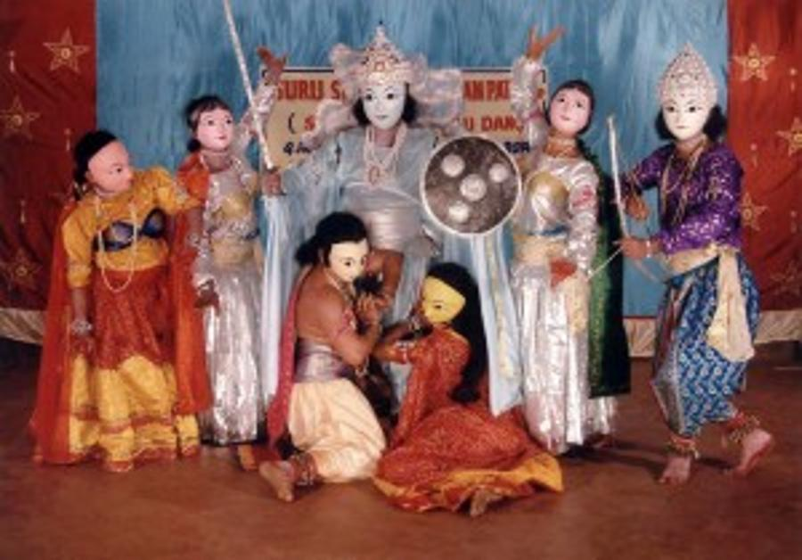 Invitation: Chhau Dance Group Performing In Hungary, 17 - 21 May