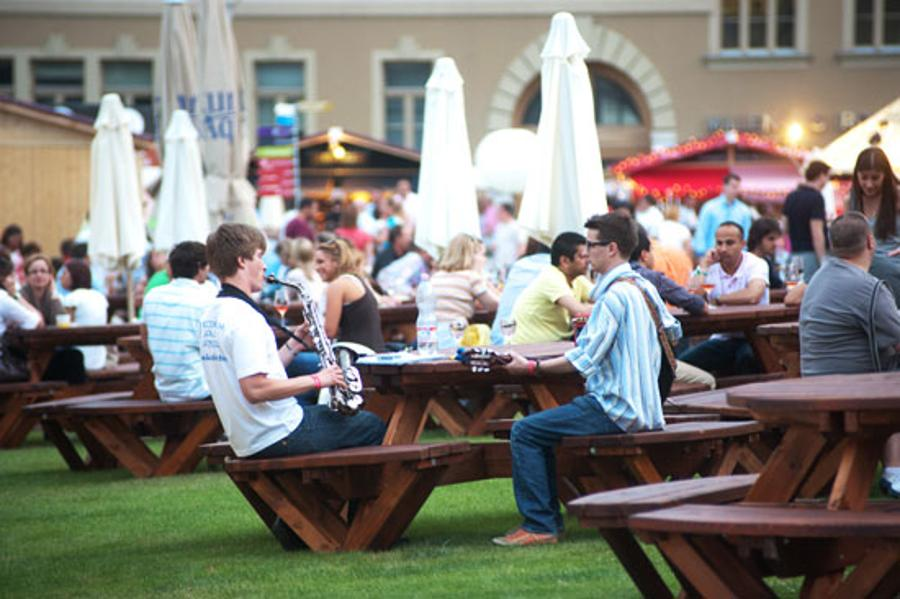 Invitation: Budapest Gourmet Festival, This Weekend