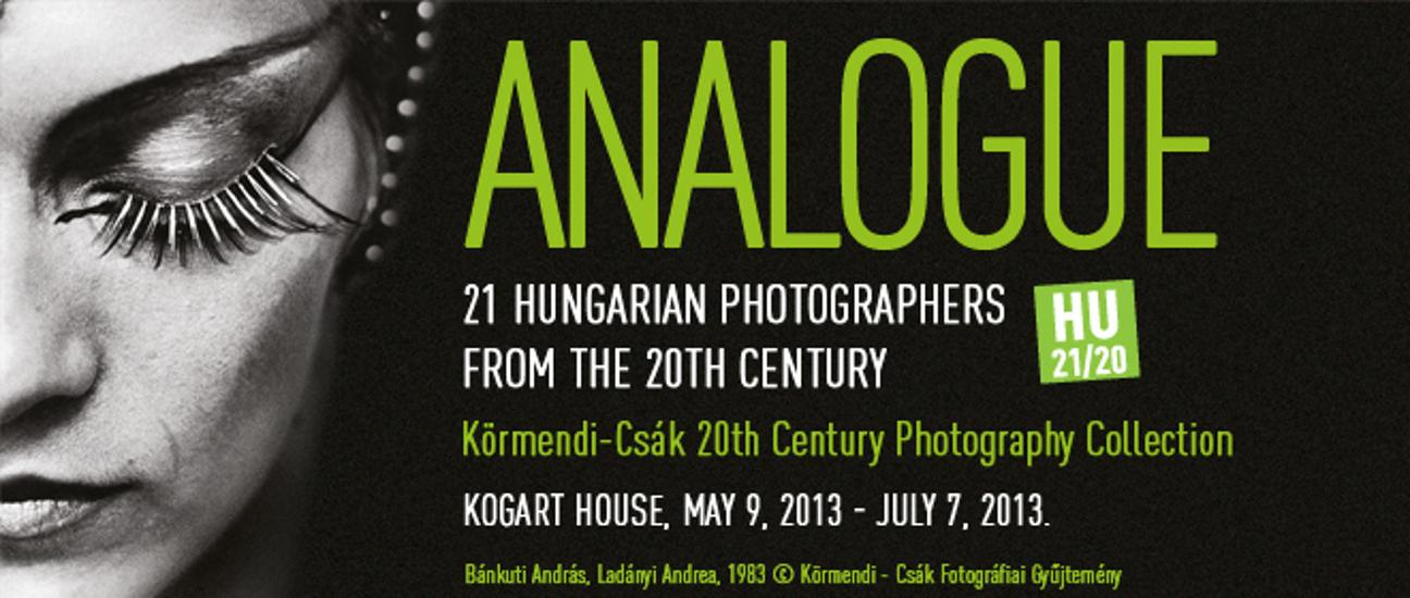 Xpat Opinion: Analogue - Exhibition In Kogart House In Budapest