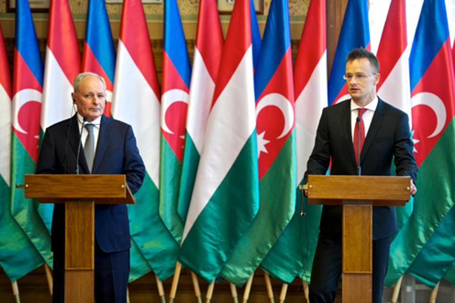 Xpat Opinion: Hungary Looks To The East