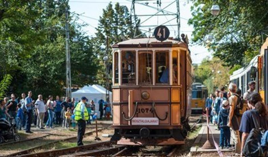 Public Transport Festivals In Budapest And Szeged, Hungary