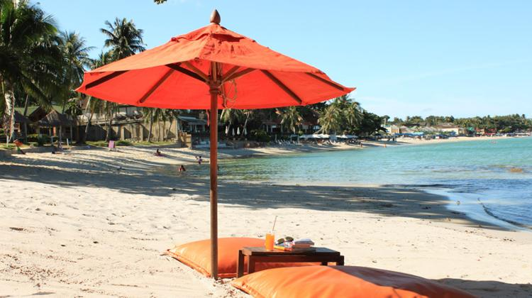Escape From Budapest To Samui: Bhundhari Chaweng Beach Resort