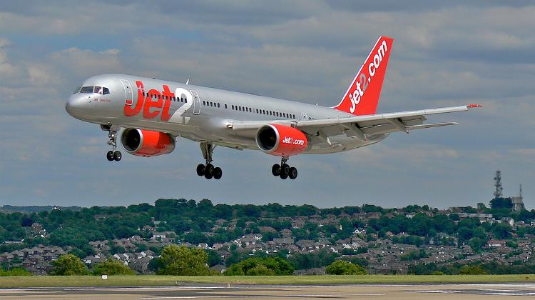 Jet2.com Announces Expansion At Budapest Airport