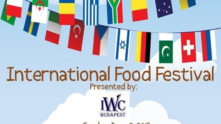 Invitation: Food Festival By International Women's Club Budapest, 9 June