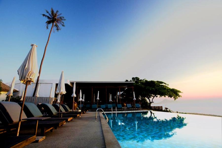 Escape From Budapest To Koh Samui: Lamai Wanta Beach Resort