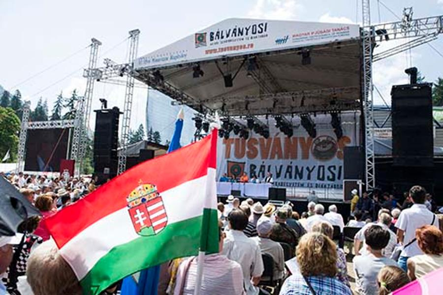 PM Spoke At The 24th Balvanyos Hungarian Summer University