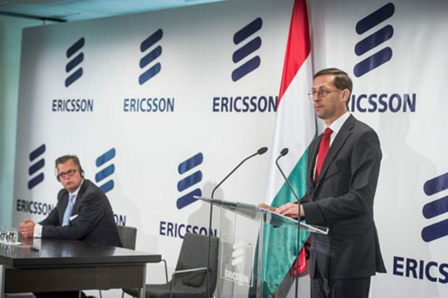 Hungarian Gov Concluded Strategic Cooperation Agreement With Ericsson
