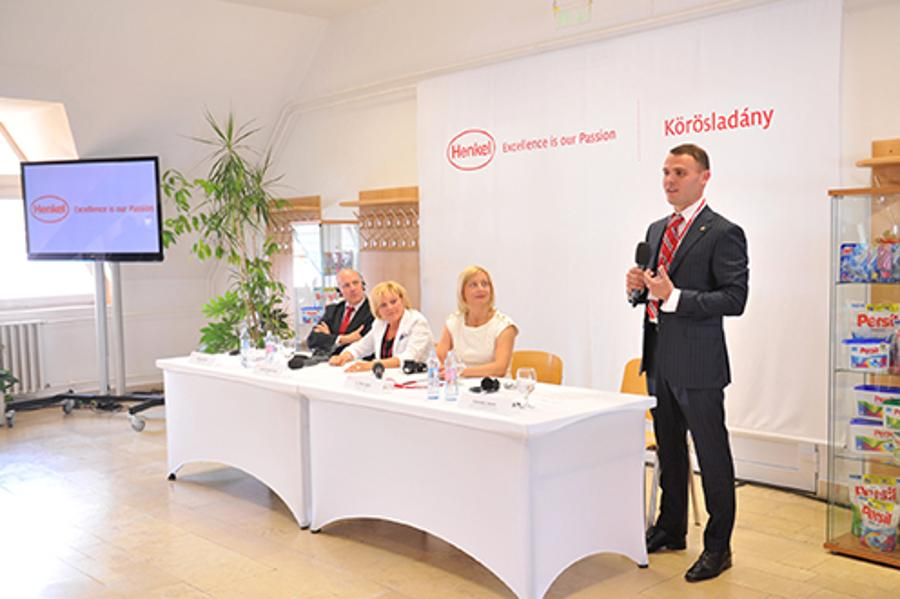 HUF 5 Billion Worth Development At Henkel's Körösladány Plant In Hungary