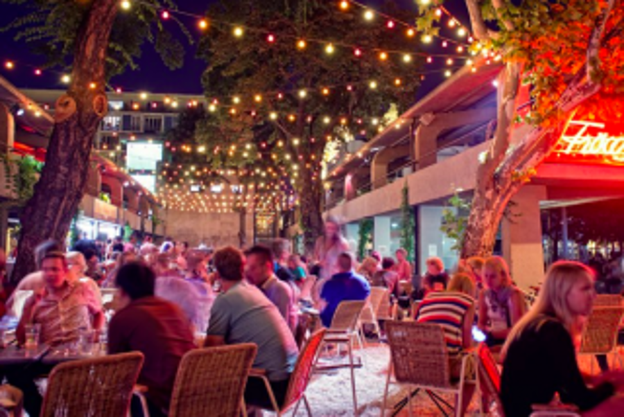 Best Outdoor Joints In Budapest