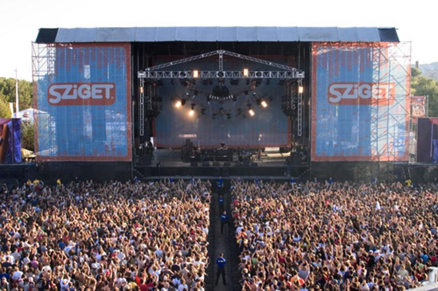 Cigarettes Will Not Be Sold At Sziget Festival In Budapest