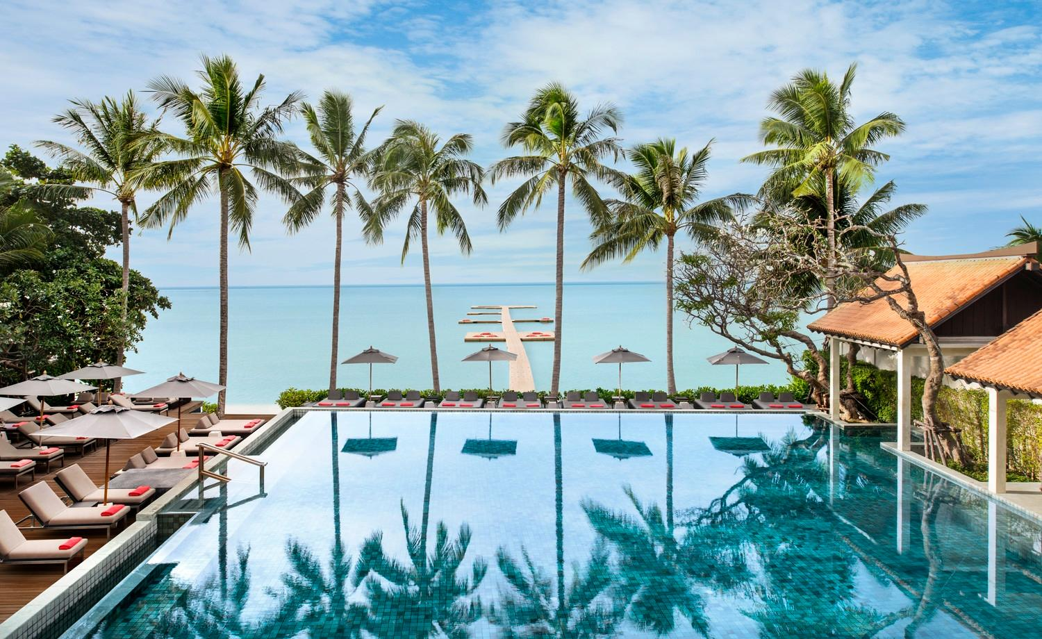 Escape From Budapest To Le Méridien In Samui