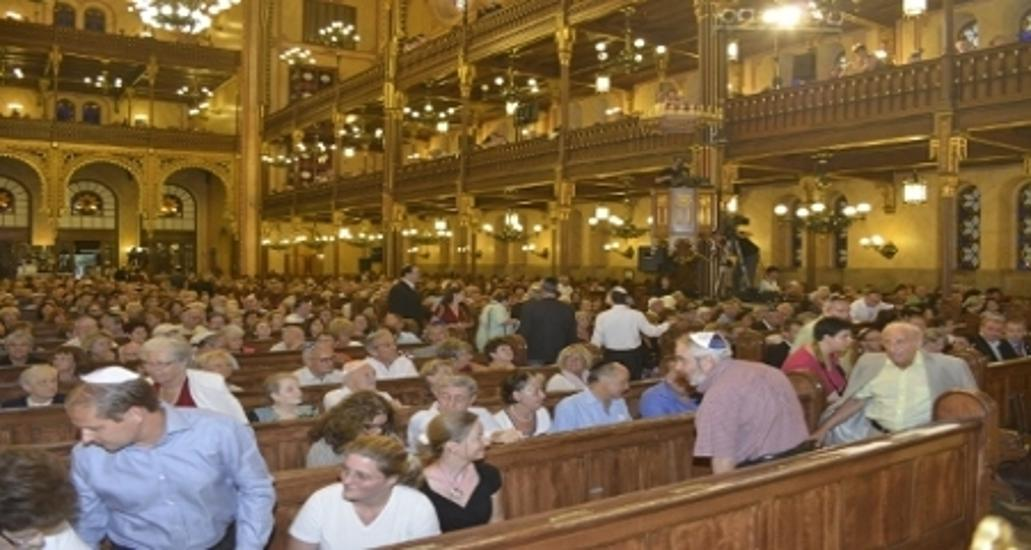 Invitation: Jewish Summer Festival, Hungary, Until 2 September