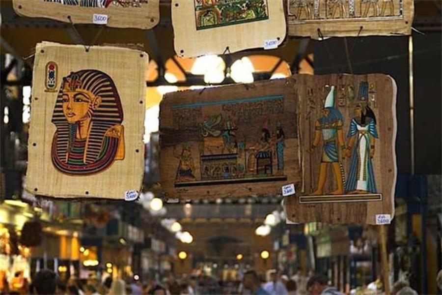 "Xpat Event Report: ""Egyptian Days"" At The Central Market Hall In Budapest"