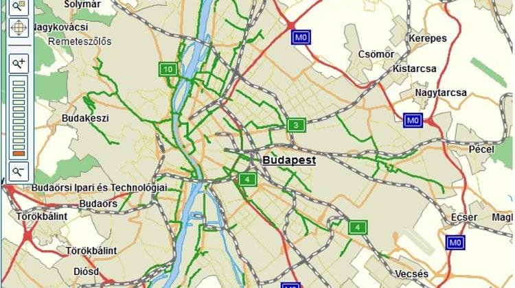 Cycling Rules In Hungary, Bike Routes In Budapest