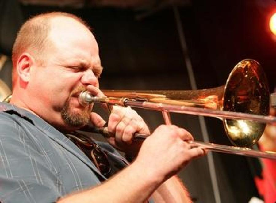 Invitation: Jazz Masterclass With John Allred, Palace Of Arts Budapest, 31 August