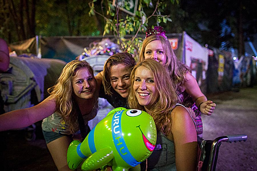 Day 3 - Daily Recommender – Sziget Festival Budapest