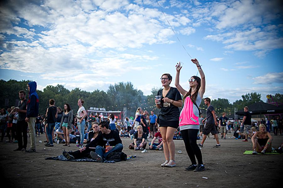 Day 0 - Daily Recommender –  Sziget Festival Budapest
