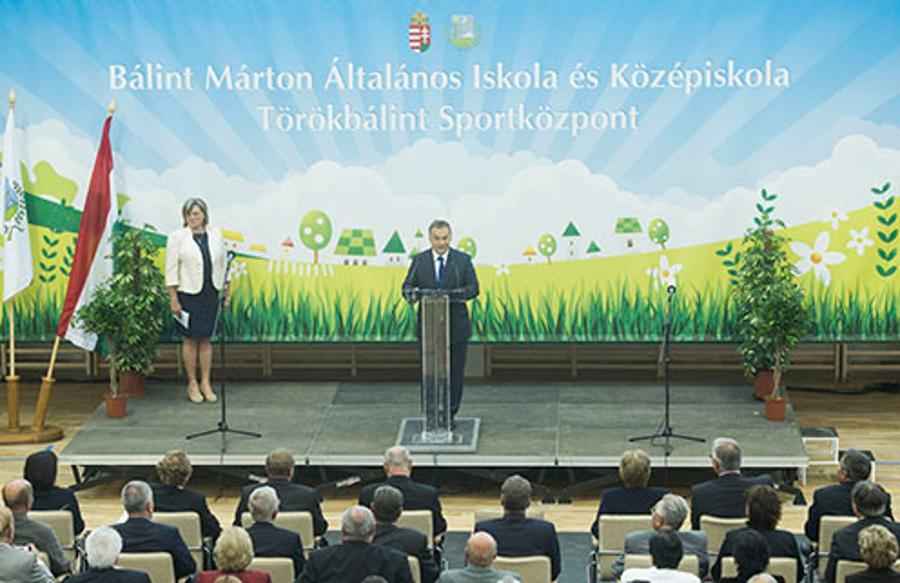 359 School Development Programmes Launched In Hungary Since 2010