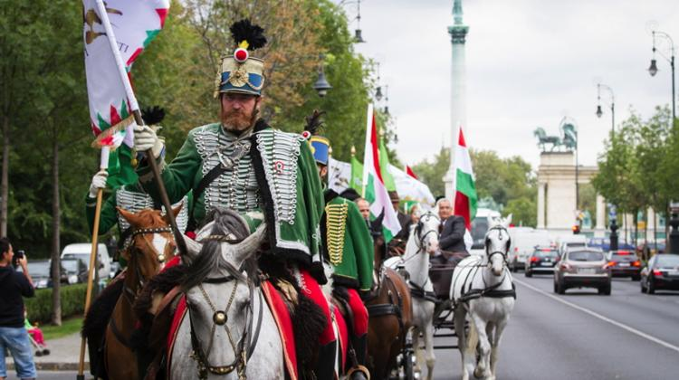 Invitation: National Gallop, Budapest, 20 - 22 September