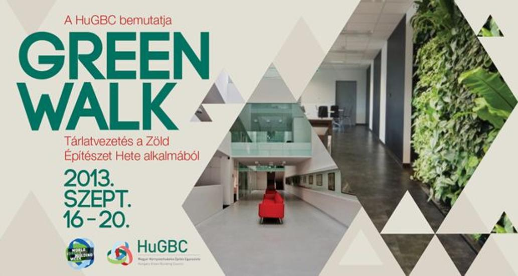 Invitation: Green Walk In Hungary, On Until 21 September