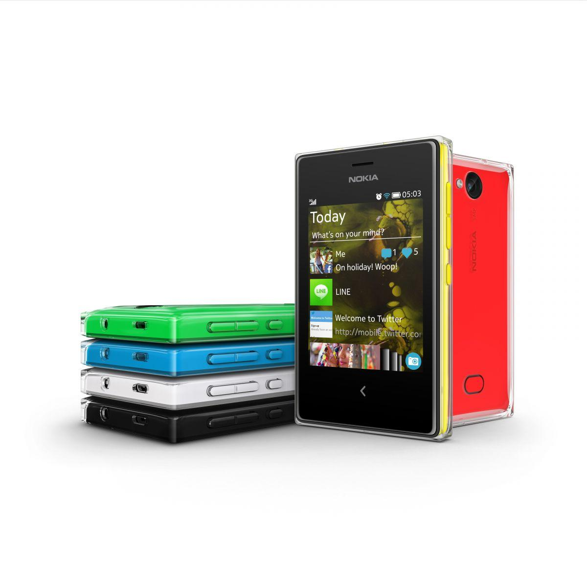 Press Release: Nokia Brings New Innovations To Design & Imaging With Six New Devices