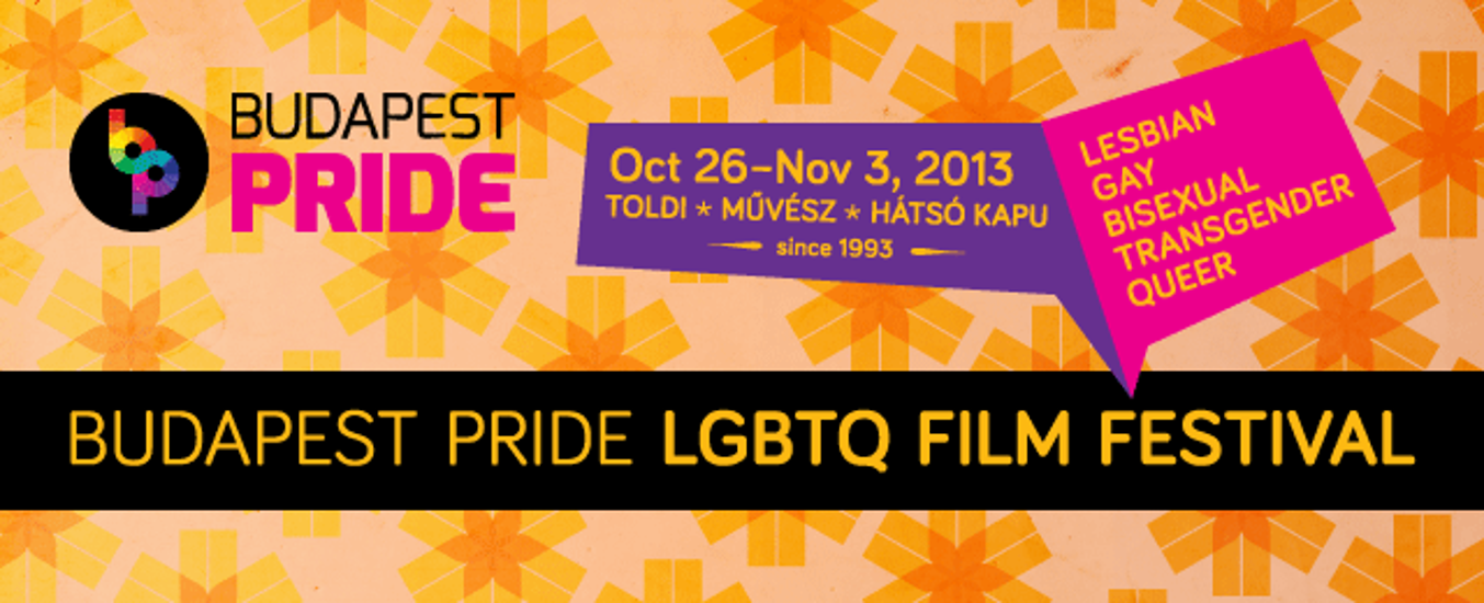 Budapest Pride LGBTQ Film Festival, 26 October  – 3 November