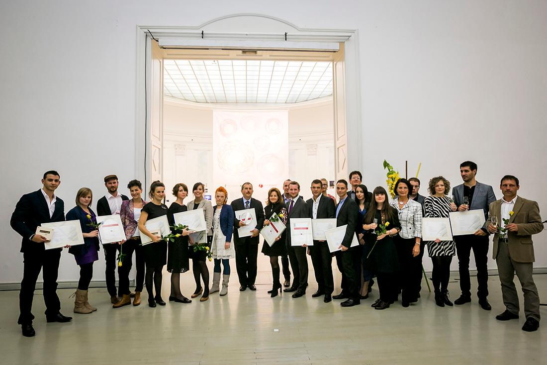 The 2013 Hungarian Design & Design Management Awards