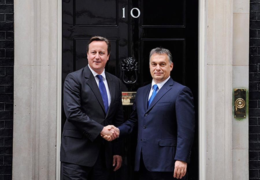 Official Report On PM Orban's Visit To London