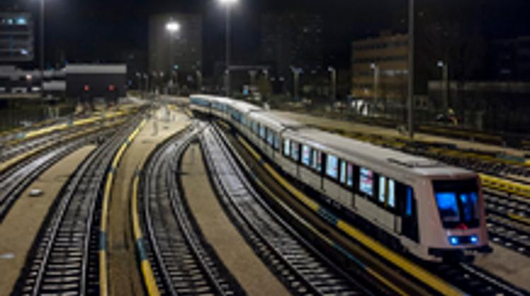 Test Runs Without Passengers Start On Metro Line M4