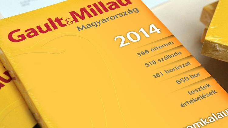Gault&Millau Hungary 2014 – Presentation Of The New Guide