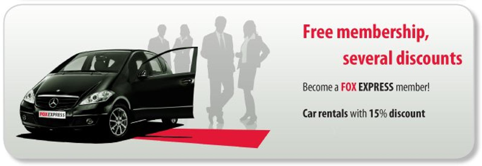 Become A Privileged Member Of Fox Express For Free