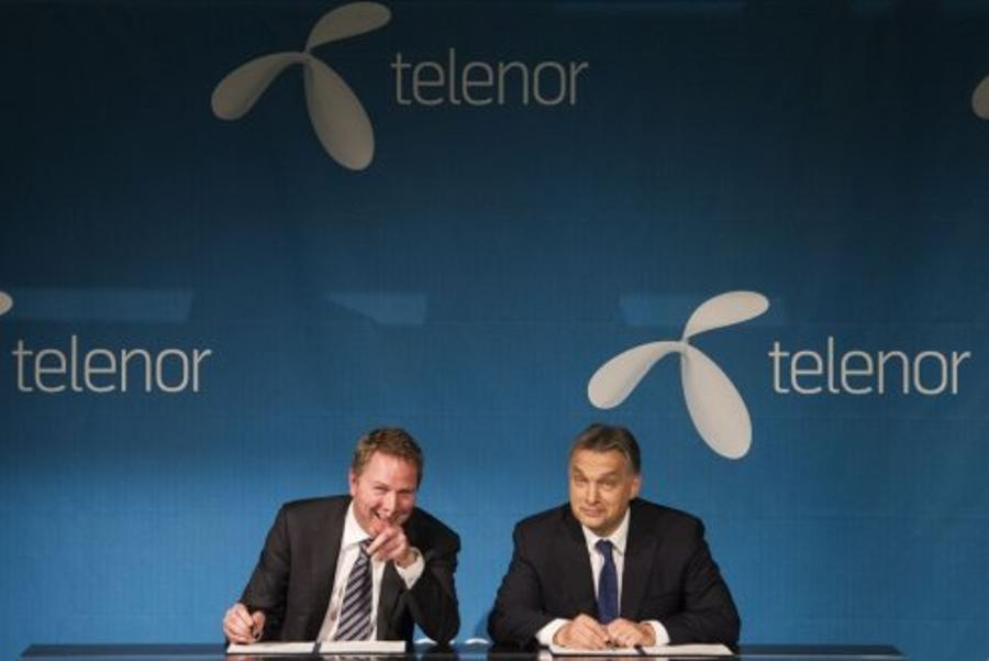 Strategic Partnership Agreement Signed With Telenor In Hungary
