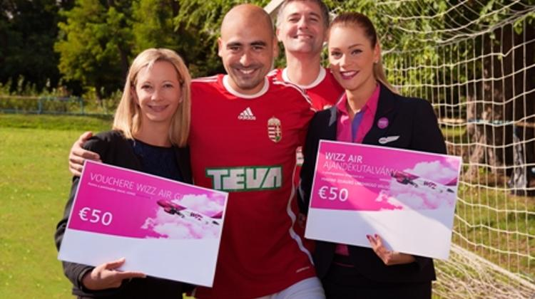 Wizz Air Presents New Gift Vouchers In Hungary